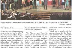 Lüttringhauser Anzeiger 18.02.2009