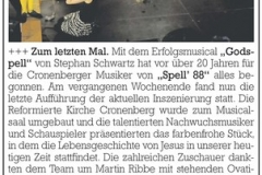 Cronenberger Anzeiger, 18.01.2012