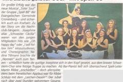 Cronenberger Woche Chronik 2012